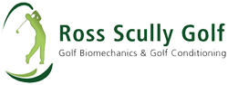 Ross Scully Golf Logo