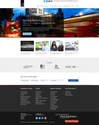 IMS Group Homepage